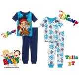Ropa De Niño Conjunto Pijama Jack Y Los Piratas Marca Disney