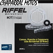 Kit Relação (transmissão) Yamaha Xt 660 Riffel 47 X 15