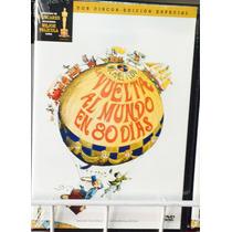 La Vuelta Al Mundo En 80 Dias Cantinflas Dvd