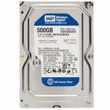 Hd Wd Sata 500gb 7200rpm 16mb Cache Blue Desktop