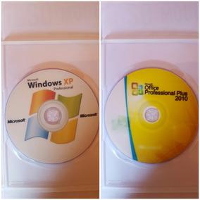 Windows Xp + Office 2010 Português