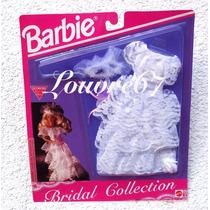 Barbie Bridal Collection Vestido De Novia Moda Fashion 1992