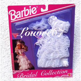 Barbie Bridal Collection Vestido De Novia Moda Fashion 1992