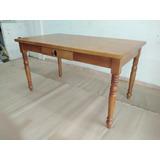 mesa de comedor 1m 12m laqueada madera maciza - Mesa De Madera Maciza