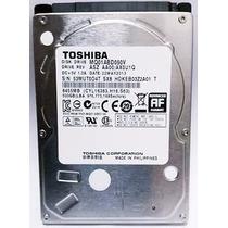 Hd 500gb Toshiba P/ Notebook E Netbook Sata 5400 Rpm 8m 2.5