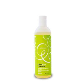 Deva Curl Low Poo Shampoo Higienizador Espuma Suave 355ml
