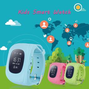 Smartwatch Rastreador Gps Niños Configurado Inluye Internet