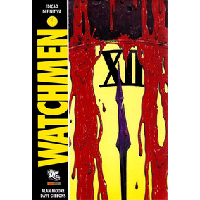 Watchmen: Edicão Definitiva + Portraits (digital)