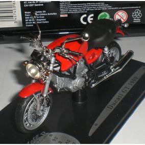 Moto Solido1/18 Miniatura Ducati Gt1000