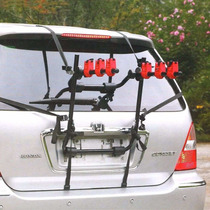 Rack 3 Bicicletas Porta Bici Camioneta Vehiculo Transportar