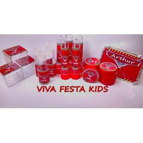 Kit Festa Infantil Personalizado C/100unid. (todos Os Temas)