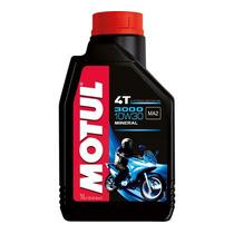 Óleo Motul 3000 Moto 4t 10w30 1l Mineral