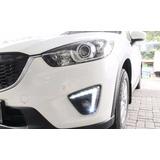 Bisel Mazda Cx5 Con Leds 2012-2016 (precio X Par)