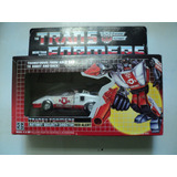 Transformers Autubot Security Director Red Alert G1