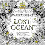 Set De 2 Libros Secret Garden Y Lost Ocean - Nuevos! *sk