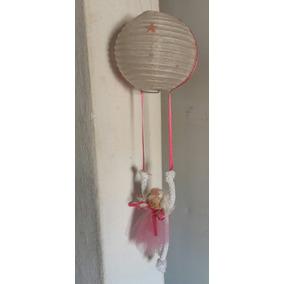 Muñeca Globo Colgante.decoración.medidas.san Isidro