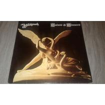 Lp Whitesnake- Saints And Sinners C/ Encarte (emi)