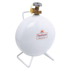 Tanque Metalico Para Gas De 4 Kilos Lampara Asador 2416