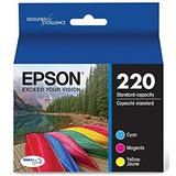 Epson T Cartucho De Tinta Durabrite Ultra Color Capacidad