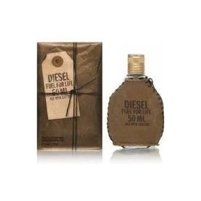 Perfume Diesel Fuel For Life Masculino Eau De Toilette 50ml