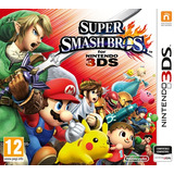 Super Smash Bros | Nintendo 3ds | Fisico | Original |