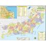 Mapa Estado Do Rio De Janeiro - Risque - Rabisque