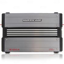Modulo Amplificador Hurricane H1 650.4 2600wrms 2/3/4 Canais