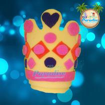 Sombreros Hule Espuma Paquete 30 Piezas Fiesta Eventos