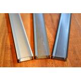 Perfil Aluminio 3 Mts P/tira Led 3528 5050 5630 2835