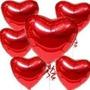 Balao Coração Vermelho,aniversario,casamento,debutante