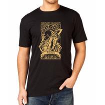 Camiseta Cavaleiros Do Zodíaco Sagitário Camisa