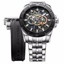 Relógio Masculino Technos Sports 6p75aa/1p Troca Pulseira