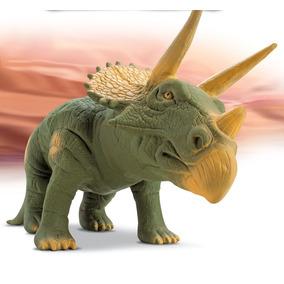 Dinossauro Triceratops Dinopark Grande 611 - Bee Toys