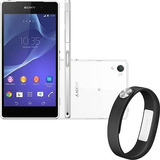 Celular Sony Xperia Z2 D6543 Branco 4g 20mp 16gb Tv Vitrine