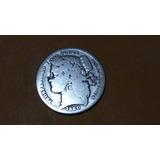 Moneda De Una Peseta 1880