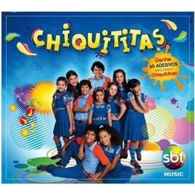 Cd Chiquititas - Trilha Sonora Sbt