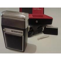 Maquina De Afeitar Remington De Colección Unica
