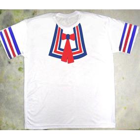 Camiseta Do Patati Fantasia Criativa Carnaval Tam Adulto