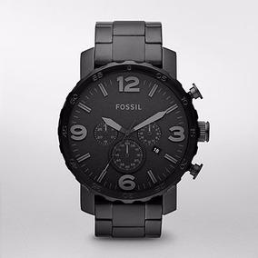 Reloj Fossil Nate Chronograph Jr1401 |envio Gratis|watchito
