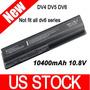 Repuesto Para Hp 484170-001 Batería Dv4 Dv5 Dv6 Laptop 12