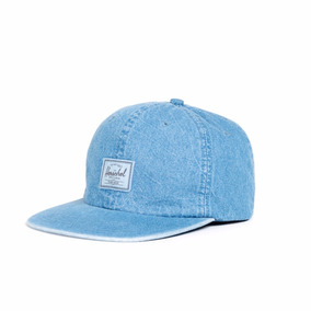 Gorra Herschel Albert Faded Denim - Hs060014