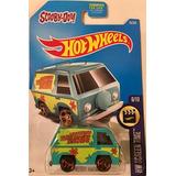Hot Wheels Scooby Doo - Carro/ Van/ Furgão / Mystery Machine