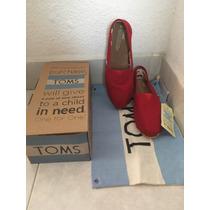 Zapatos Originales Toms Para Dama