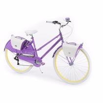 Bicicleta Para Dama R 26 Huffy Supreme 700c Purple.