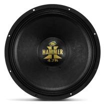 Alto Falante Woofer Eros E15 Hammer 4.7k 15pol 2.350w Rms