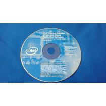 Cd Original Placa Mãe Intel Desktop D945gccr