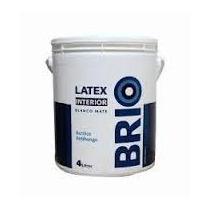 Lote De Pintura Latex Brio Interior 100 Lts A $ 26 X Lts Wil