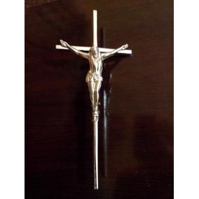Cruz Con Cristo Para Cementerio