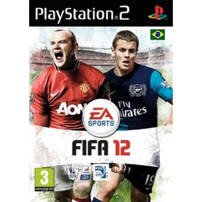 Patch Jogo Fifa 12 Br Compra Ps2 Play 2 Playstation2 Play 2