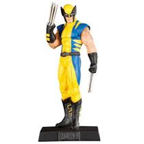Miniaturas Marvel #02 Wolverine - Eaglemoss